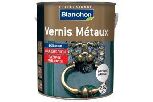 Vernis Métaux
